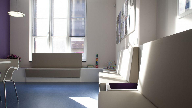 Studio van dijl architecten - Kamer en kantoor ...