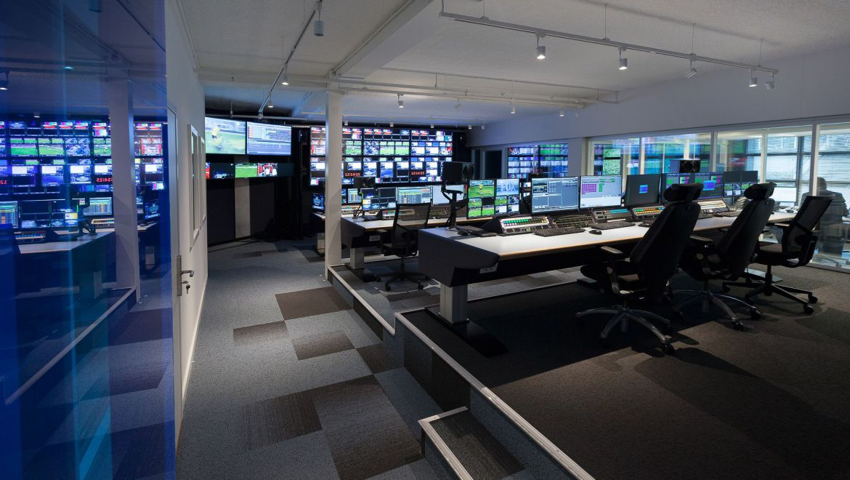 kantooromgeving, werkplekken, geluiddichte ruimte