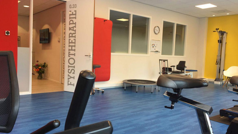 Fysiotherapie medisch centrum Nieuw Zuid