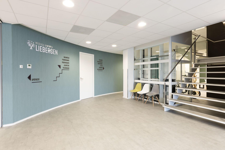 Ingang Huisartsenpraktijk medisch centrum liebergen