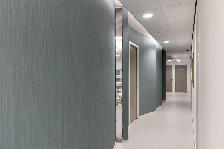 Gang Huisartsenpraktijk medisch centrum liebergen